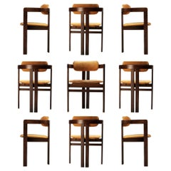 30+ Italian Armchairs with Architectural Bentwood Frame