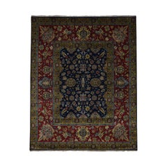 300 KPSI New Zealand Wool Hand Knotted Oriental Rug