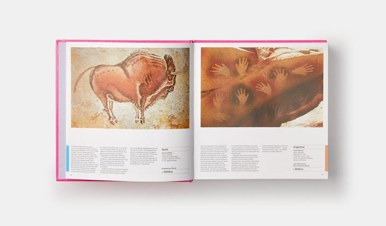 An accessible, comprehensive, freshly-updated celebration of the vast range of human artistry from 28,000 BC to today Brought completely up to date for this revised edition and now available in a compact new format, this new edition of Phaidon's