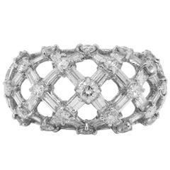 3.04 Carat Diamond Ring