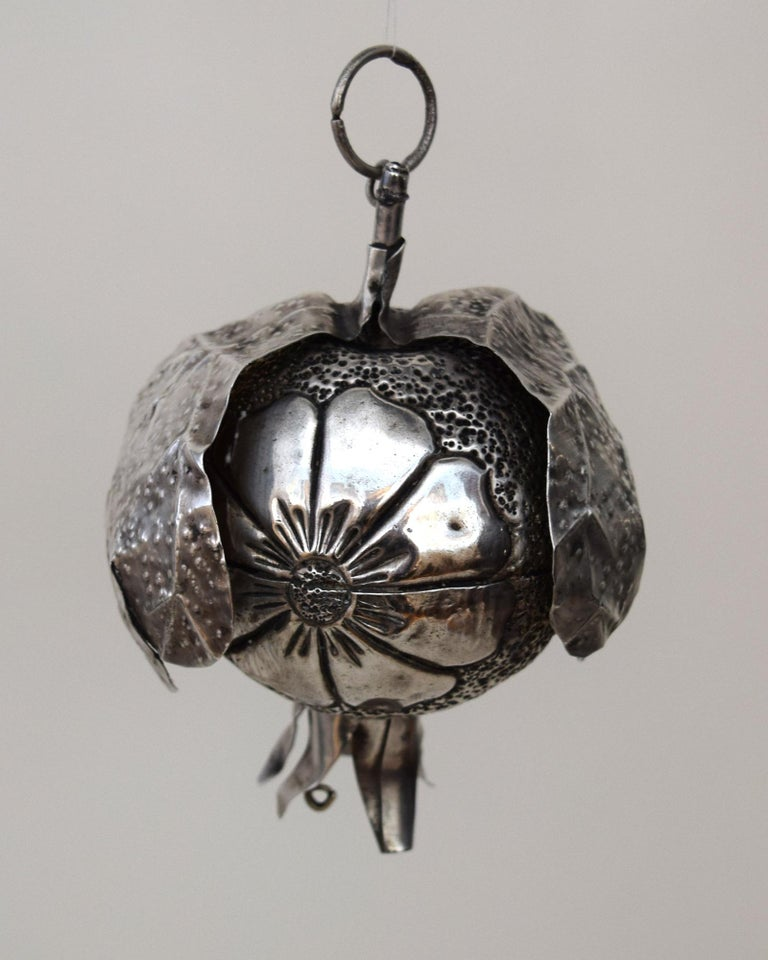 31 Brazilian Silver Amulets For Sale 6
