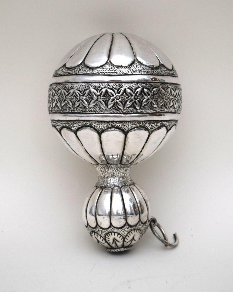 31 Brazilian Silver Amulets For Sale 7