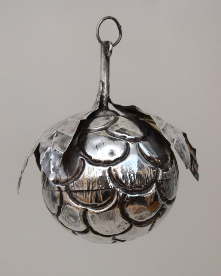 31 Brazilian Silver Amulets For Sale 1