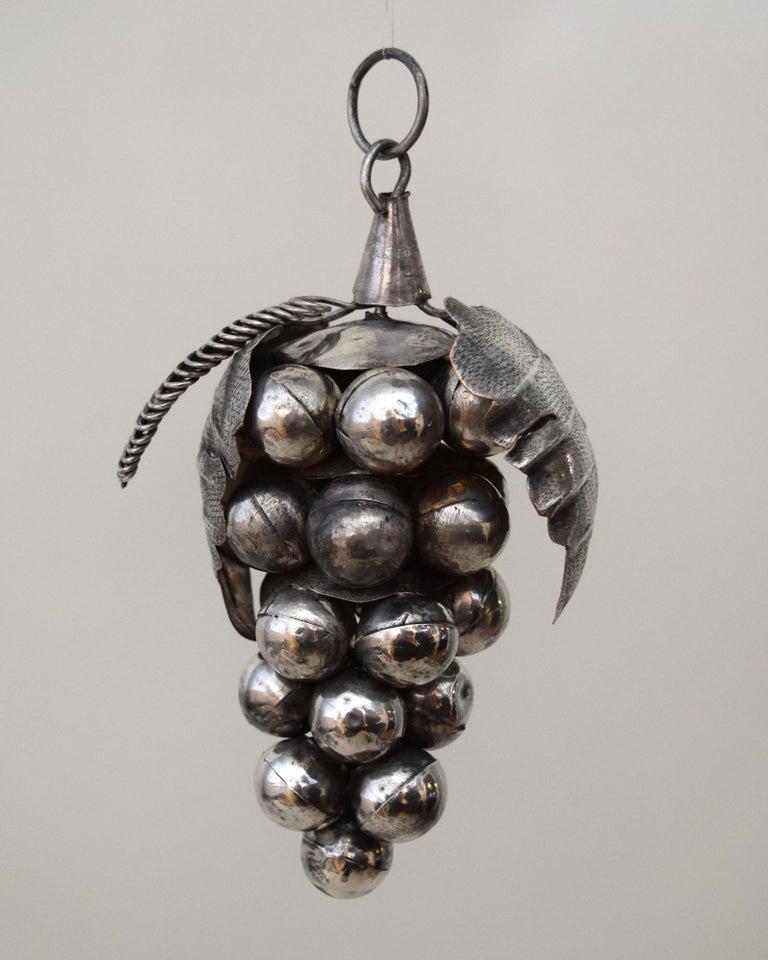 31 Brazilian Silver Amulets For Sale 3