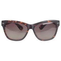 3.1. PHILLIP LIM Brown Tortoise Sunglasses Mod. Conner 57mm