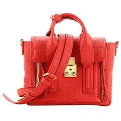 3.1 Phillip Lim Model: Pashli Satchel Leather Mini