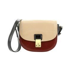 3.1 Phillip Lim Pashli Saddle Bag Patent Small