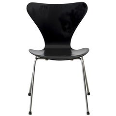 3107 Series 7 Chair by Arne Jacobsen for Fritz Hansen, Denmark