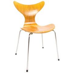 3108 Seagull Chair by Arne Jacobsen for Fritz Hansen, Denmark, 1973