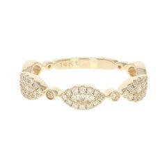 .32 Carat Round Brilliant Diamond Ring, 14 Karat Yellow Gold Halo Band