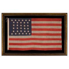 32 Stars, Commemorating Minnesota Statehood American Flag