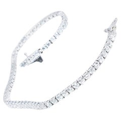 3.25 Carat Diamond Tennis Bracelet
