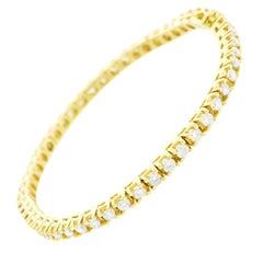3.50 Carat Diamond Bracelet