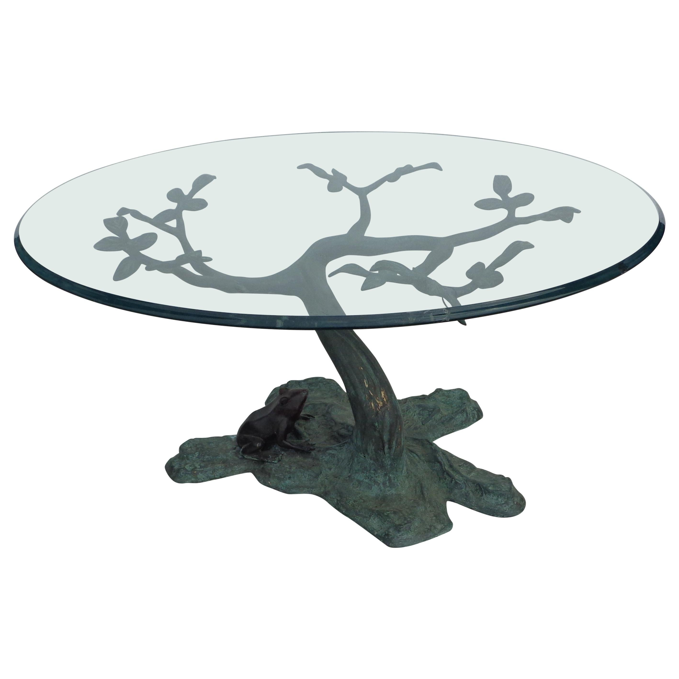 Coffee Table in the Manner of Alberto Giacometti