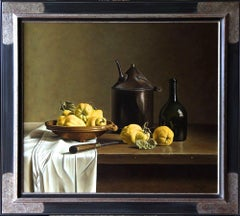 Still Life with Quinces