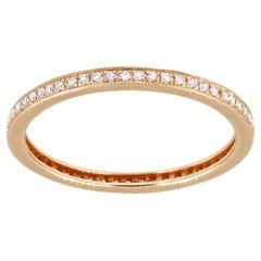 .38 Carat Diamond Wedding / Eternity Band Fashion Ring