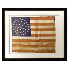38-Star Medallion Pattern Flag, Celebrating Colorado Statehood