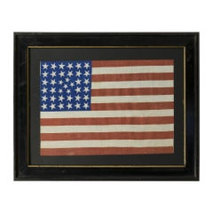 38 Star State of Colorado United States of America Flag