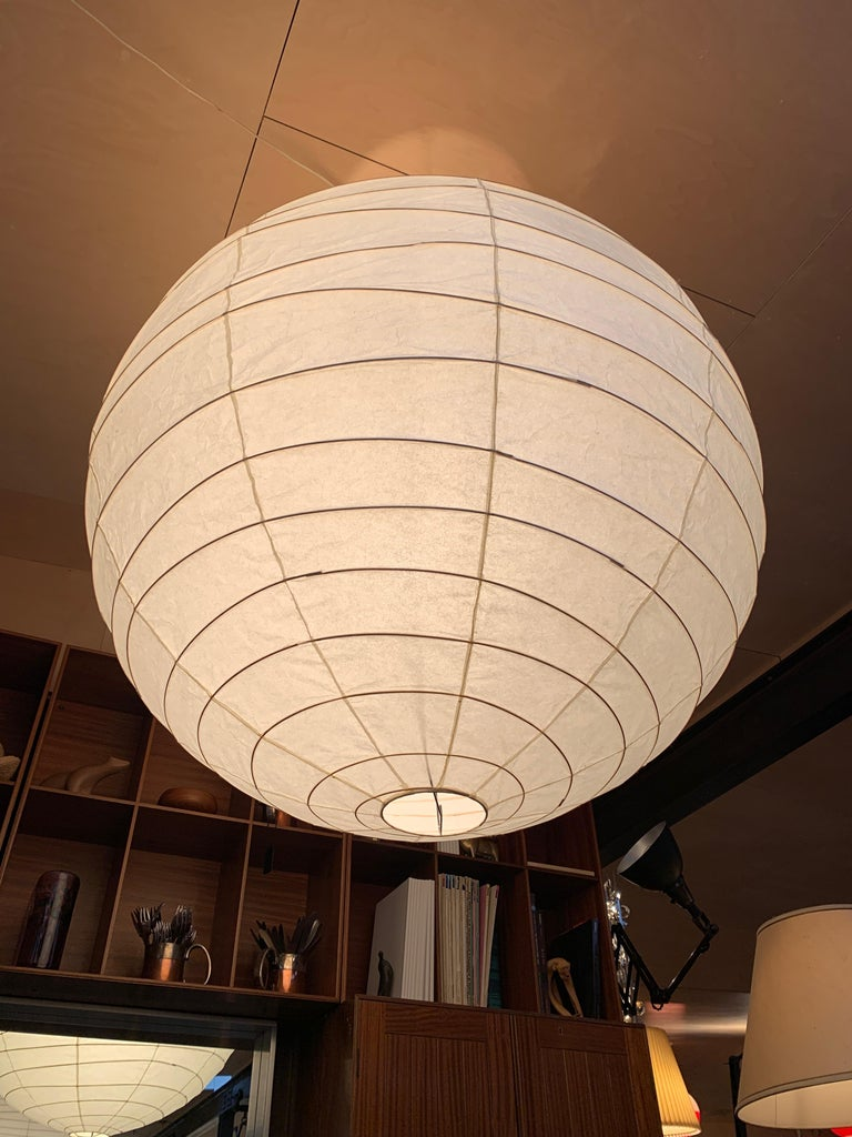 Mid-Century Modern Akari Light by Isamu Noguchi
