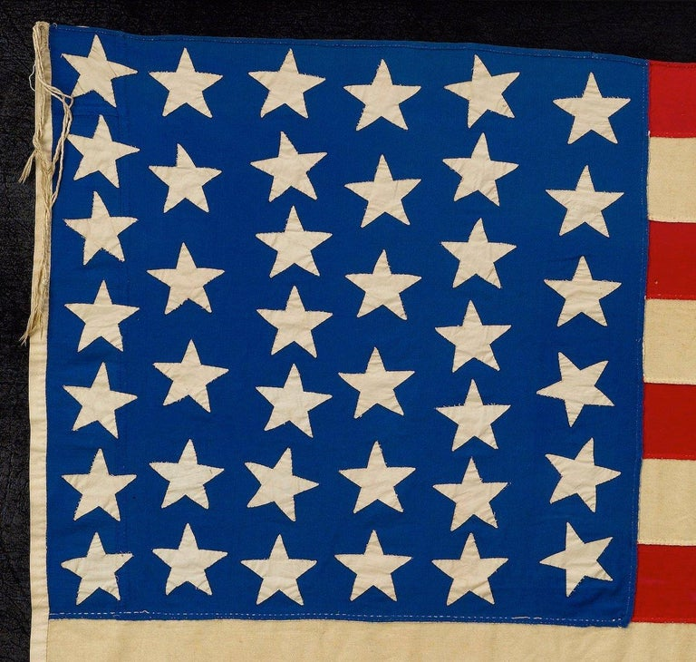 This 39-star flag is an