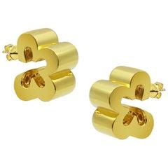 3D Blossom Earrings