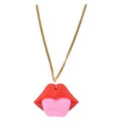 3d Printed Sh!t Talker Necklace