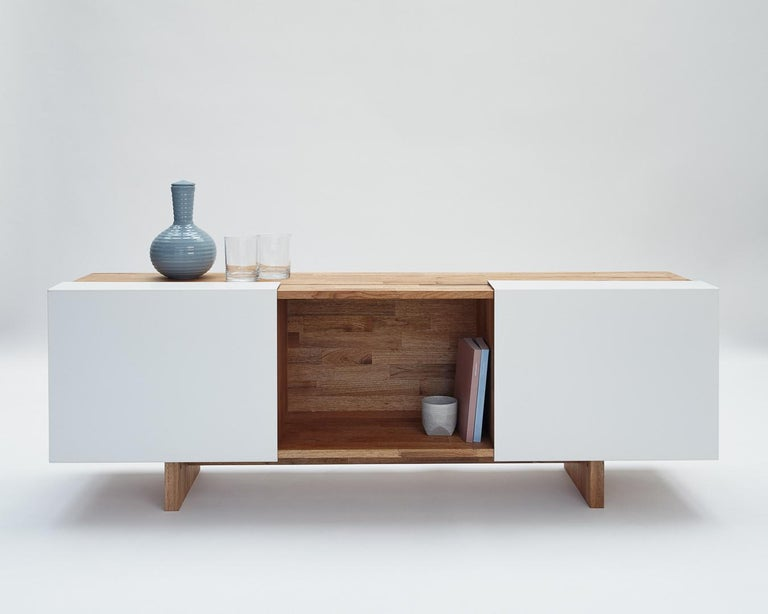 3X Shelf with Base LAXseries by MASHstudios For Sale 1