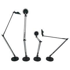 4 Architectural Task Lamps, Berenice D12, Meda Rizzatto for Luceplan, Italy