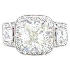 4 Carat Diamond Ring