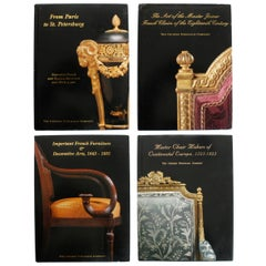 4 Catalogues of Continental Antiques from the Chinese Porcelain Company
