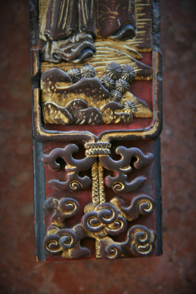 4 Chinese Architectural Elements For Sale 5