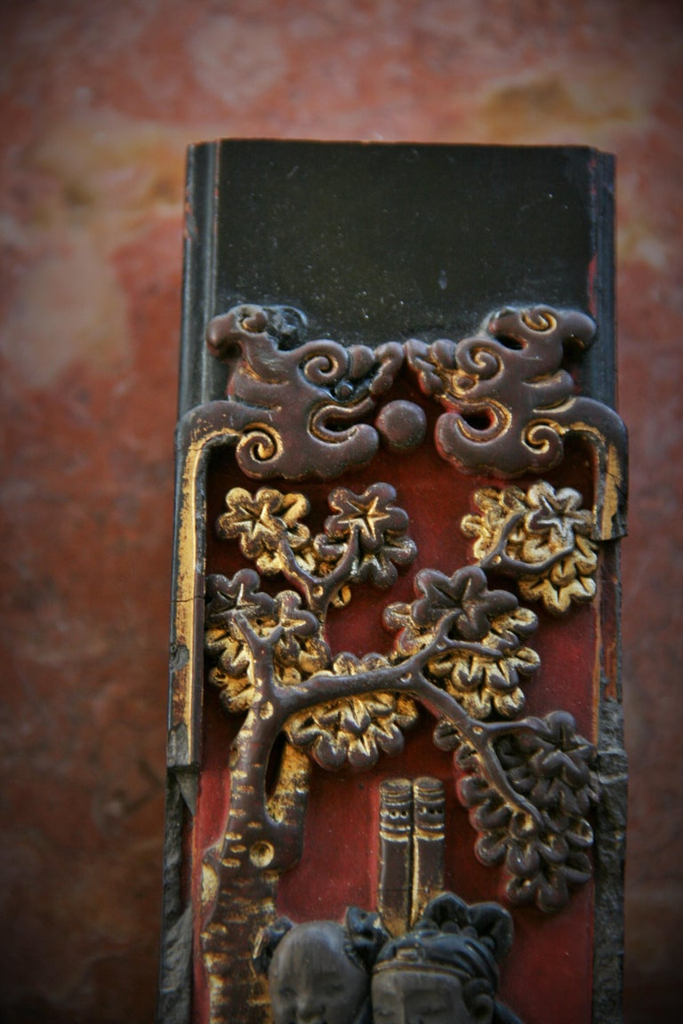 4 Chinese Architectural Elements For Sale 7