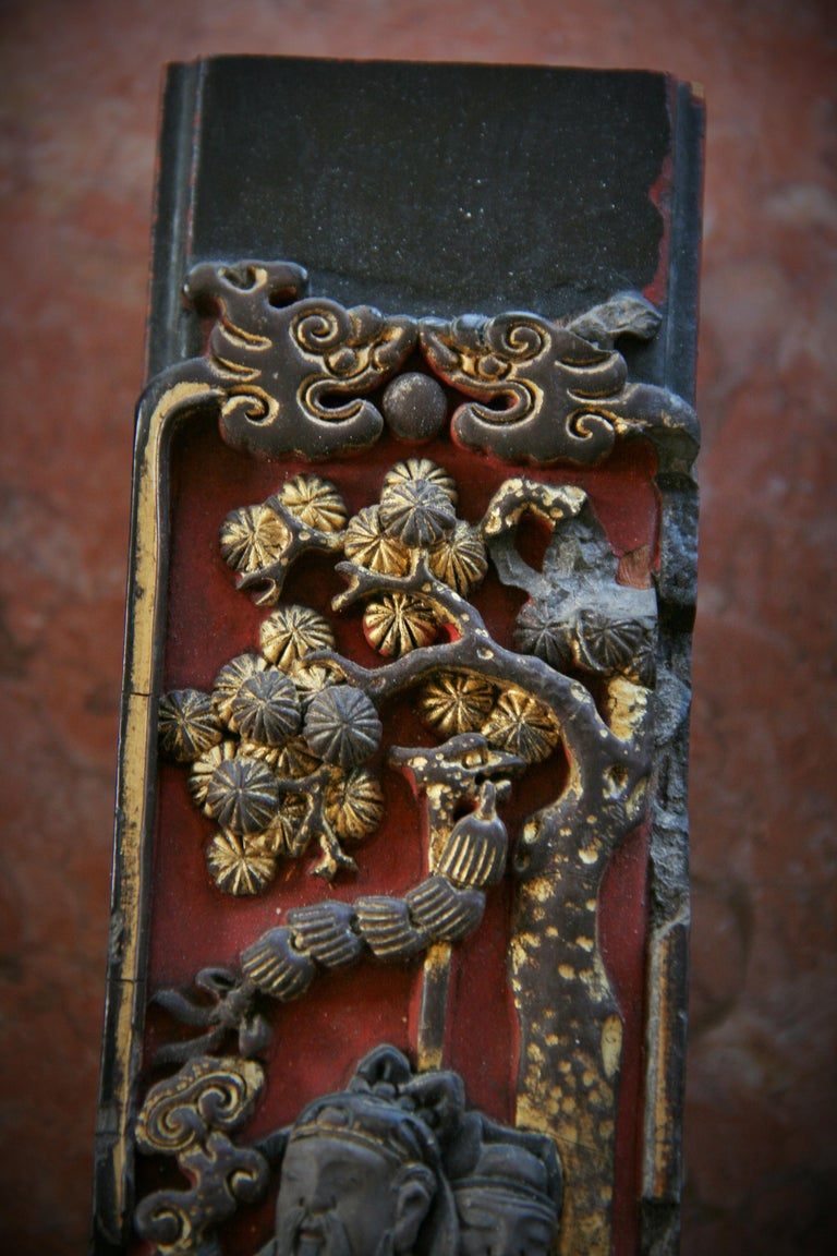 4 Chinese Architectural Elements For Sale 8