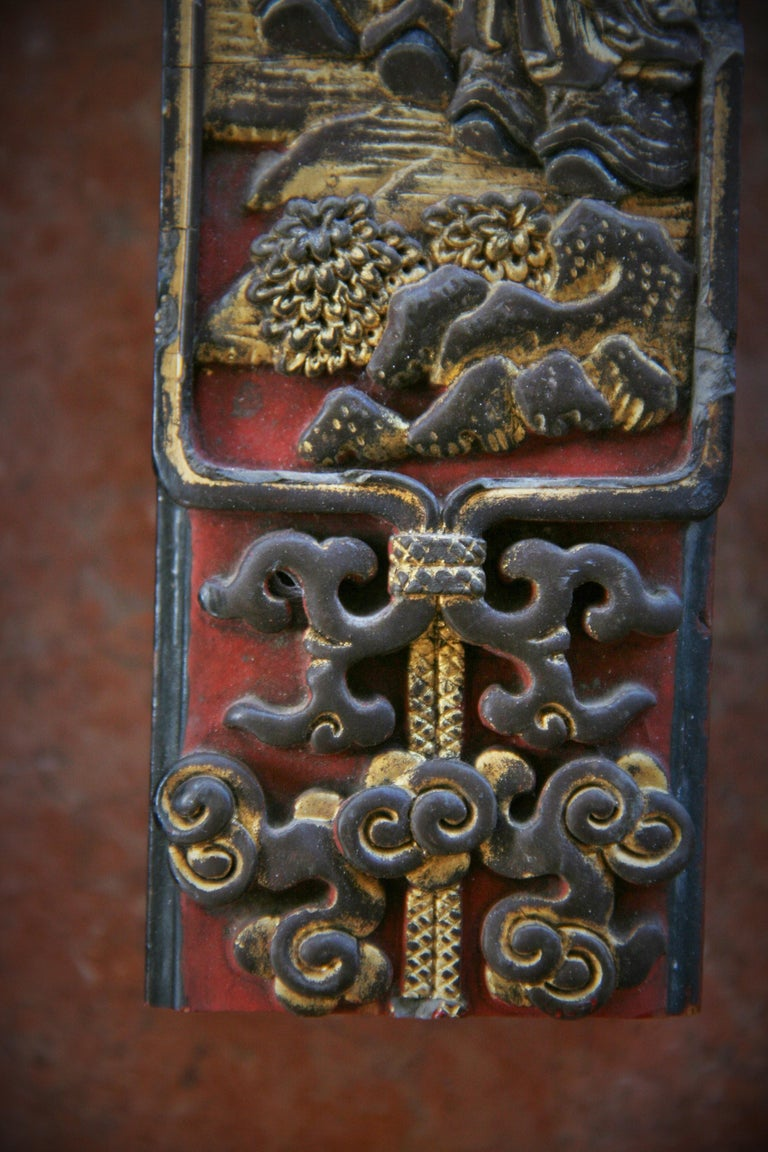 4 Chinese Architectural Elements For Sale 10