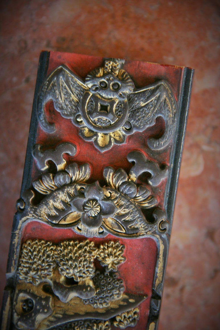 4 Chinese Architectural Elements For Sale 11