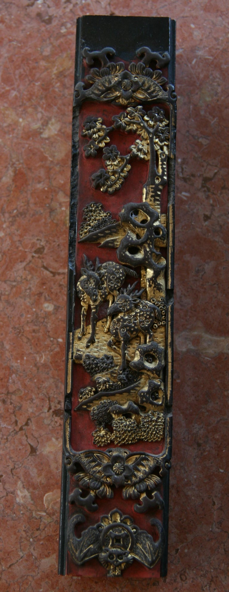 19th Century 4 Chinese Architectural Elements For Sale