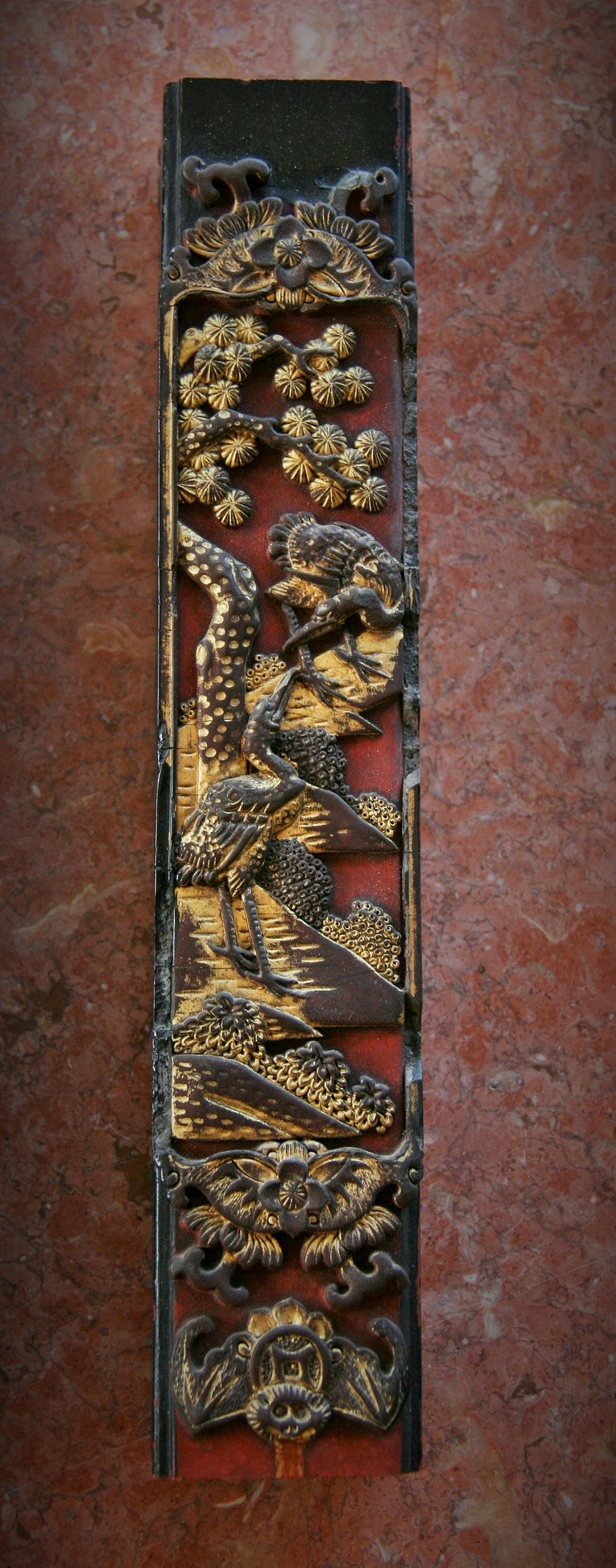 4 Chinese Architectural Elements For Sale 2