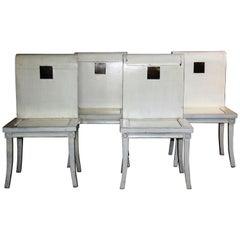 4 Chinese Chairs