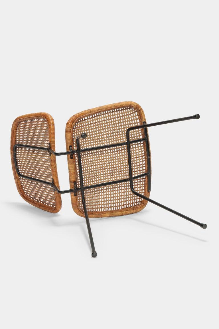4 Dirk Van Sliedregt Chairs 550 Rohé Noordwolde, 1950s For Sale 5