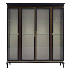4-Door Display Cabinet