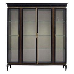 4-Door Display Cabinet