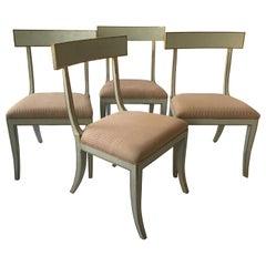 4 Elgin Major Dining Chairs by Niermann Weeks