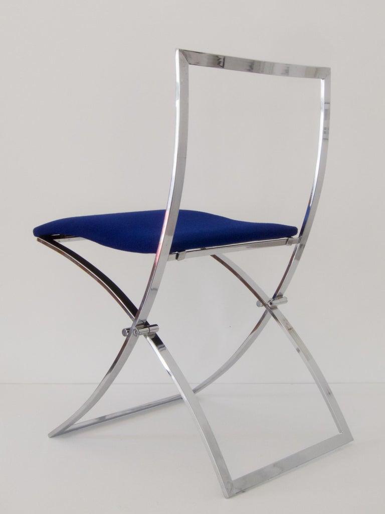 Italian 4 Folding Chairs