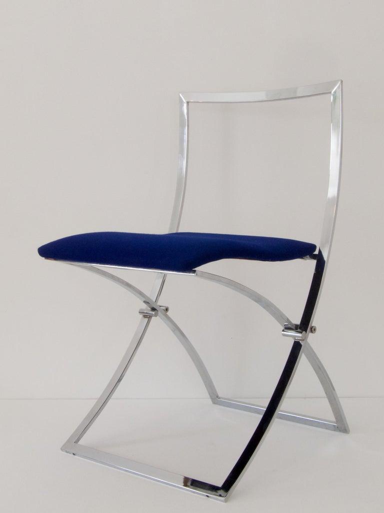 Steel 4 Folding Chairs