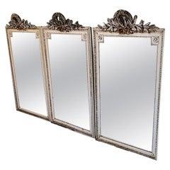 4 French Louis XVI Mirrors