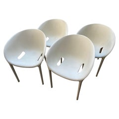 "4 ""Soft Egg"" Armchairs - Philippe Starck, 2005"