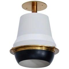2 Stilnovo Directional Spot Light Flush Mounts