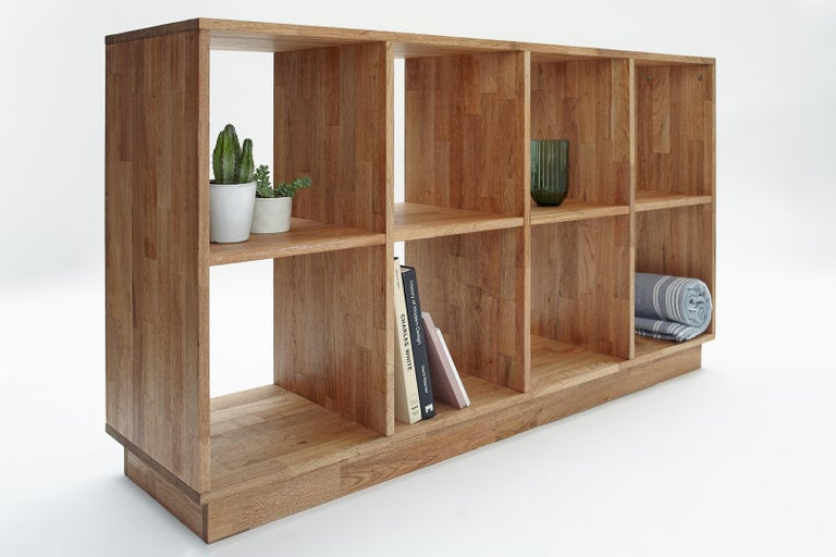 Modern 4 x 2 Bookcase LAXseries by MASHstudios For Sale