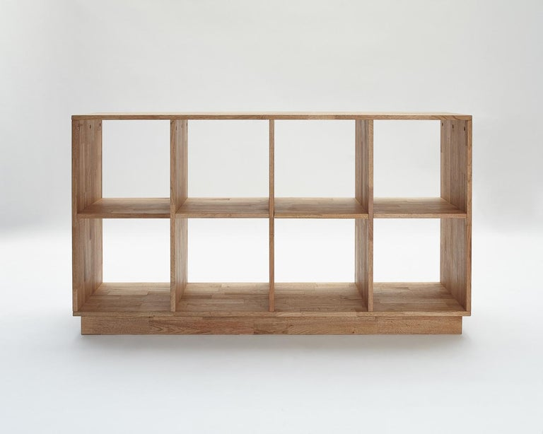 4 x 2 Bookcase LAXseries by MASHstudios For Sale