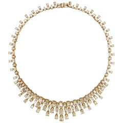 40 Carat Diamond Necklace